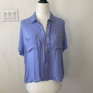 Bluenotes (small) button down top